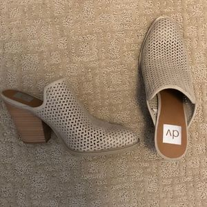 DV Dolce Vita perforated mules